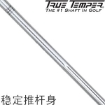 True Temper finest qualrry 带稳定条 推杆杆身