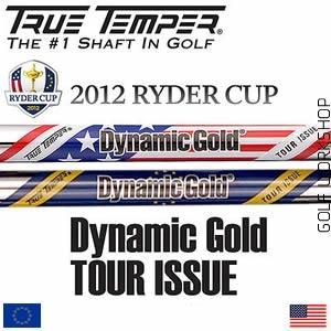 TRUE TEMPER ISSUE RYDER CUP 莱德杯 限量 铁杆身