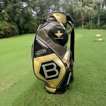 Bettinardi 2016 款 限量 高尔夫 球包 黑色