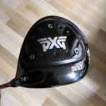 转卖:PXG 0811LX 10.5配Fujikura EVOLUTION Ⅲ 5S杆身